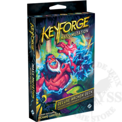 Keyforge - Mass Mutation Deluxe Deck